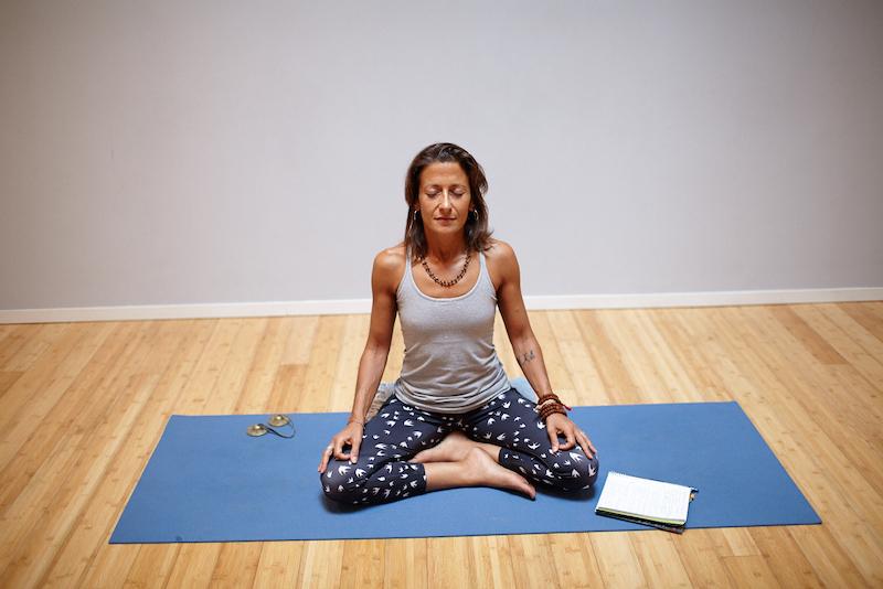meditation bend and bloom